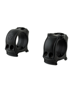"Spuhr HP30-19 Picatinny Rings 30mm -  H19/0.75"""