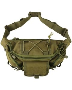 Kombat UK Tactical Coyote Waist Bag
