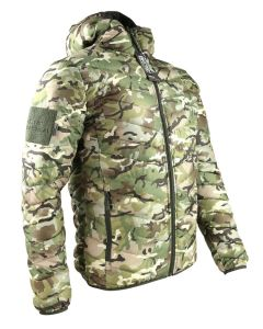 Kombat UK Xenon Reversible Jacket - BTP / Olive