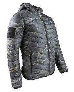 Kombat UK Xenon Reversible Jacket - BTP Black / Black