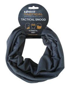 Kombat UK Tactical Snood - Gun Metal Grey