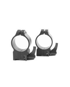 Warne Maxima 1 inch or 30mm Quick Detach Scope Rings