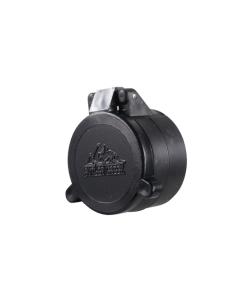 Preowned (SOG) Butler Creek 43.2mm Flip-up Objective Lens Cover - Optics Warehouse