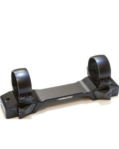 Innomount 1-piece Quick Release (QR) Mount - Weaver/Picatinny to 30mm Rings - 20mm High
