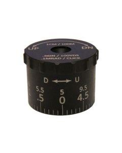Sightron Tactical Elevation Turret for SIII 8-32 & SIII 6-24 .1 MRAD 9.5 MRAD