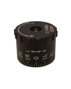 Sightron Tactical Windage Knob for SIII8-32 and SIII6-24 MOA 7L-7R