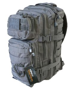 Kombat UK Small Molle 28 Litre Gunmetal Grey Assault Pack