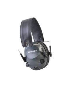 RUDOLPH EAR PROTECTION ELECTRONIC SLIM DESIGN 85DB