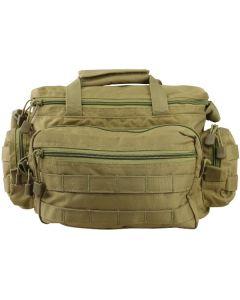 Kombat UK 15 Litre Alpha Grab Bag - Coyote