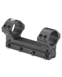 Sportsmatch 30mm Adjustable Elevation / Windage 1 Piece 9-11mm Scope Mount