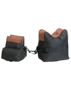 The Outdoor Connection 2 - Piece Bench Bag Black (Unfilled)