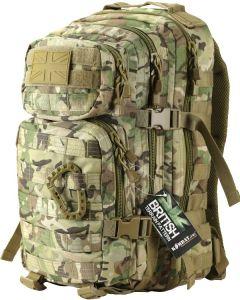 Kombat UK Small Molle 28 Litre Assault Pack - BTP
