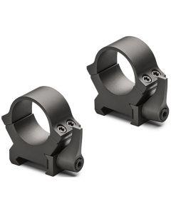 Leupold QRW2 1in Medium Rings - Gloss - Optics Warehouse
