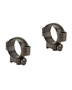 Leupold Steel Ring Mount for Sako 1 inch High Gloss Scope Rings