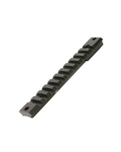 Warne Tactical Steel Picatinny Rail, Rem 700 SA 20 MOA
