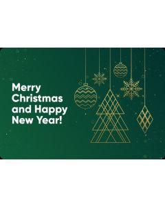 Optics Warehouse Christmas Gift Card