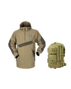 Ridgeline Pintail Explorer II Waterproof & Windproof Smock