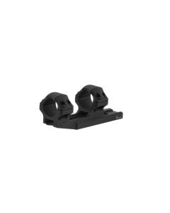 """Preowned (S.O.G) UTG Black ACCU-SYNC 1"""" Medium Profile 34mm Offset Picatinny Rings"""