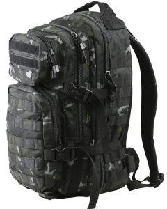 Kombat UK Small Molle 28 Litre Assault Pack - BTP Black