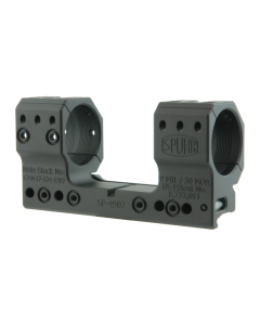 Preowned Sphur ISMS SP-4902 34mm High (38mm) 31 MOA Picatinny One-Piece Mount