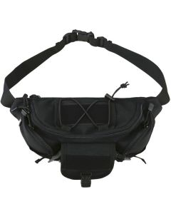 Tactical Waist Bag - Black