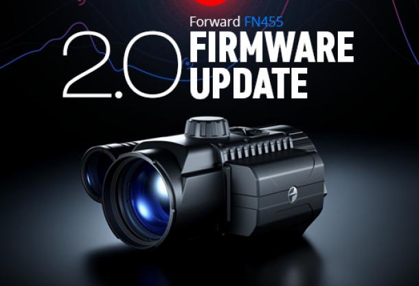 Pulsar Forward Firmware 2.0